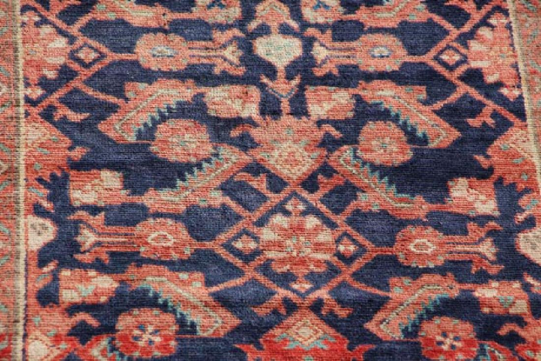 Hand Woven Persian Malayer Rug - 4