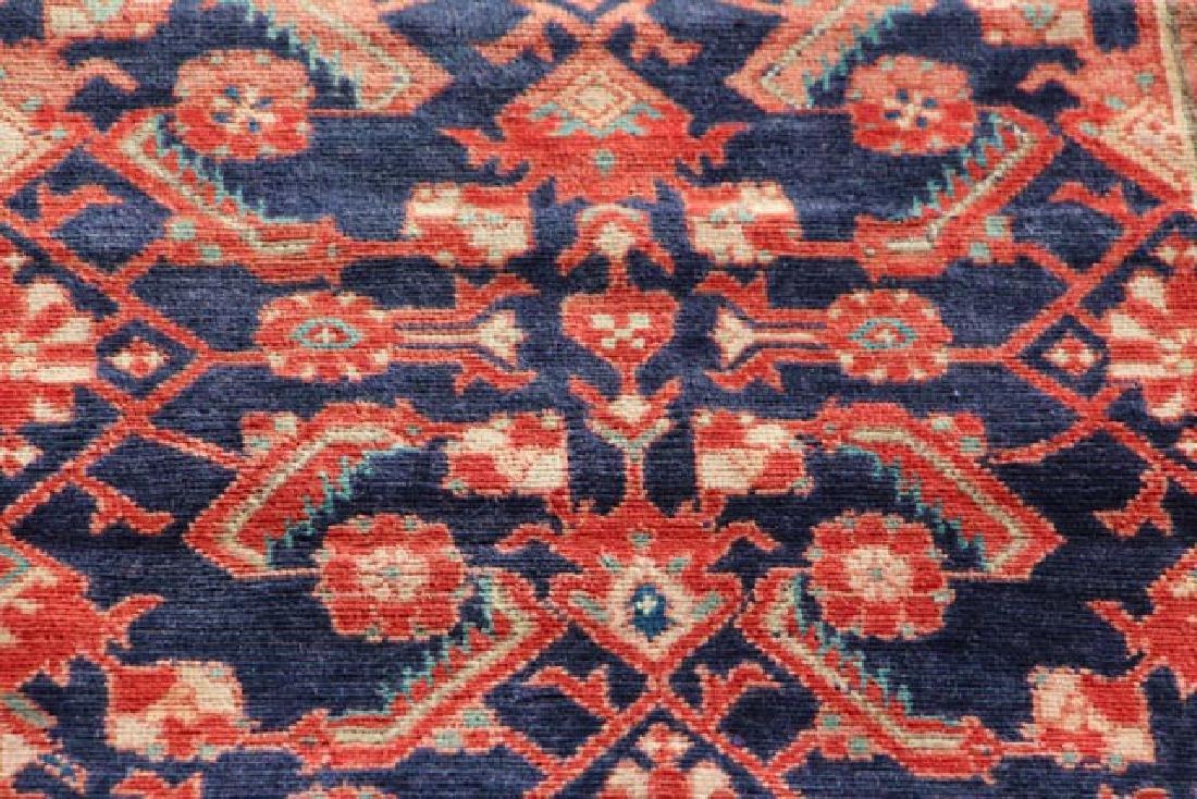 Hand Woven Persian Malayer Rug - 5