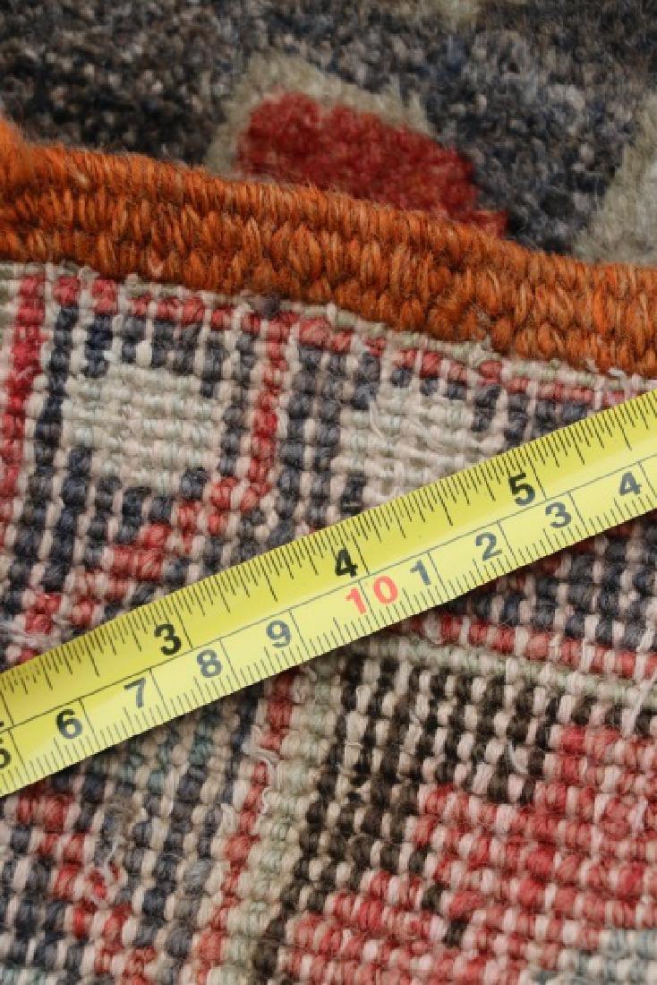 Hand Woven Anatolian Rug 4' 1'' x 8' 2'' - 4