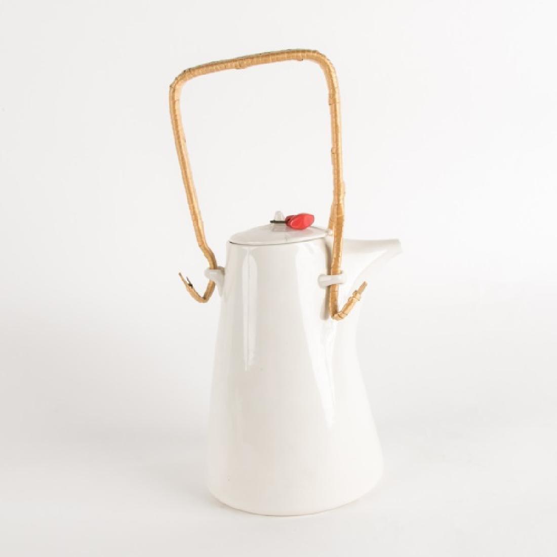 "La Gardo Tackett for Schmid ""Forma"" Coffee Pot"