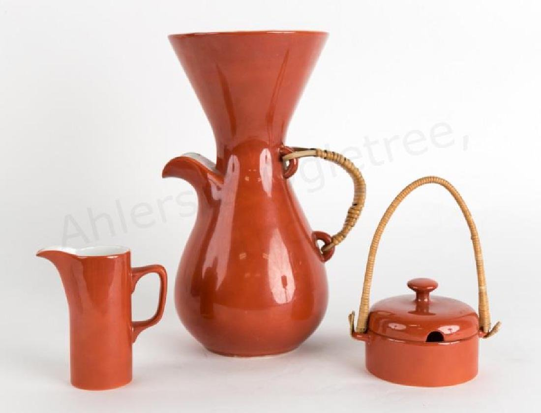 3 Pc Coffee Service, La Gardo Tackett for Freeman