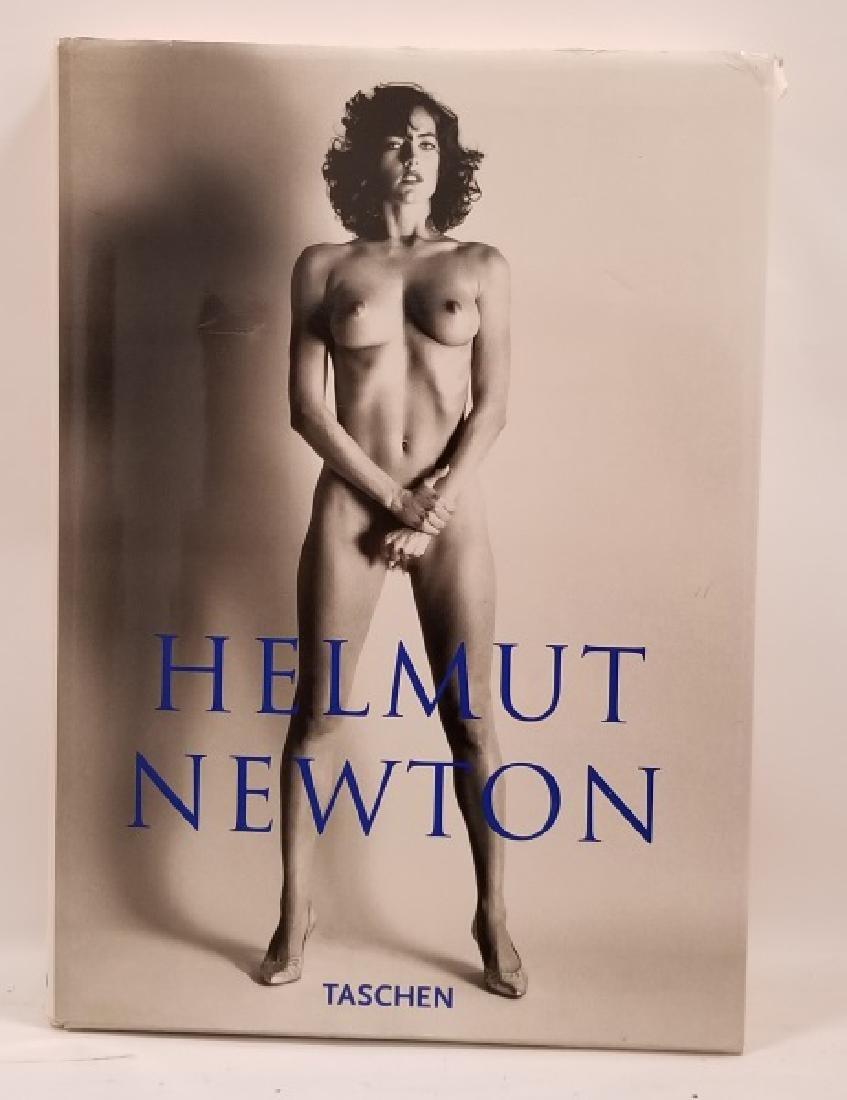 Helmut Newton Sumo Taschen Portfolio, Signed