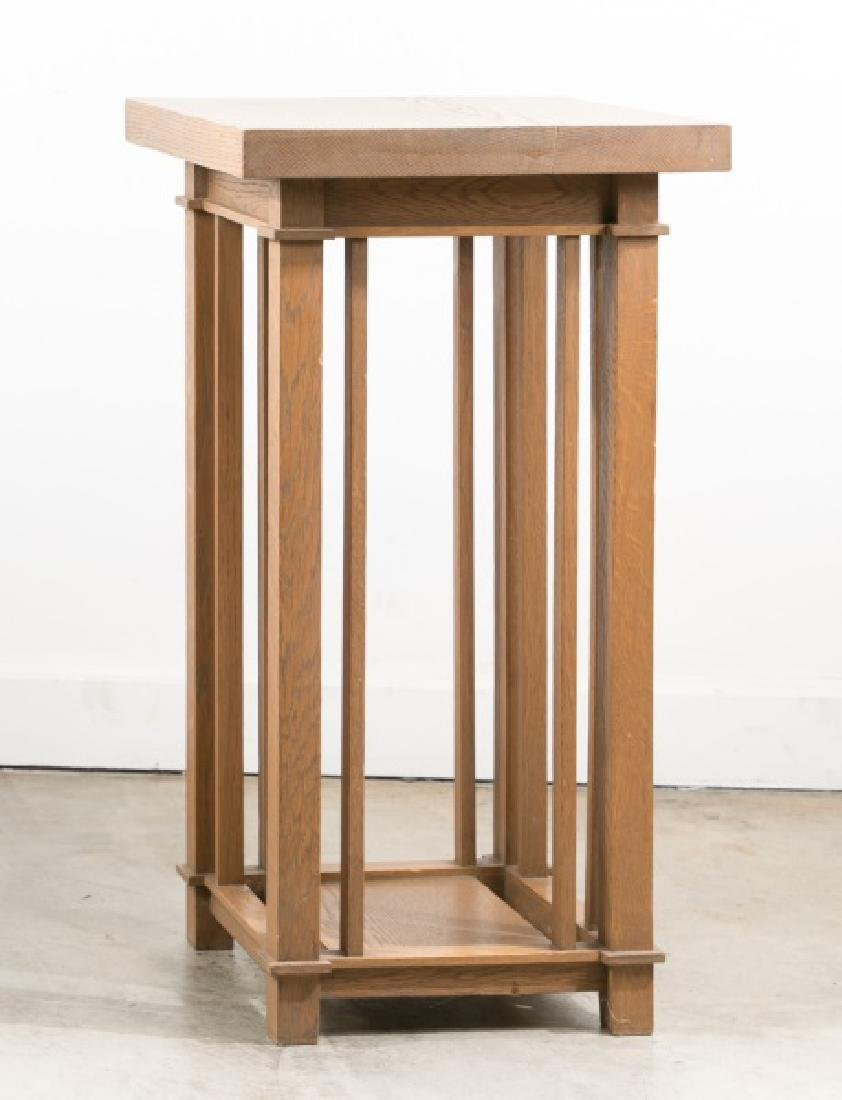 Frank Lloyd Wright, Mission Plant Stand, 1903