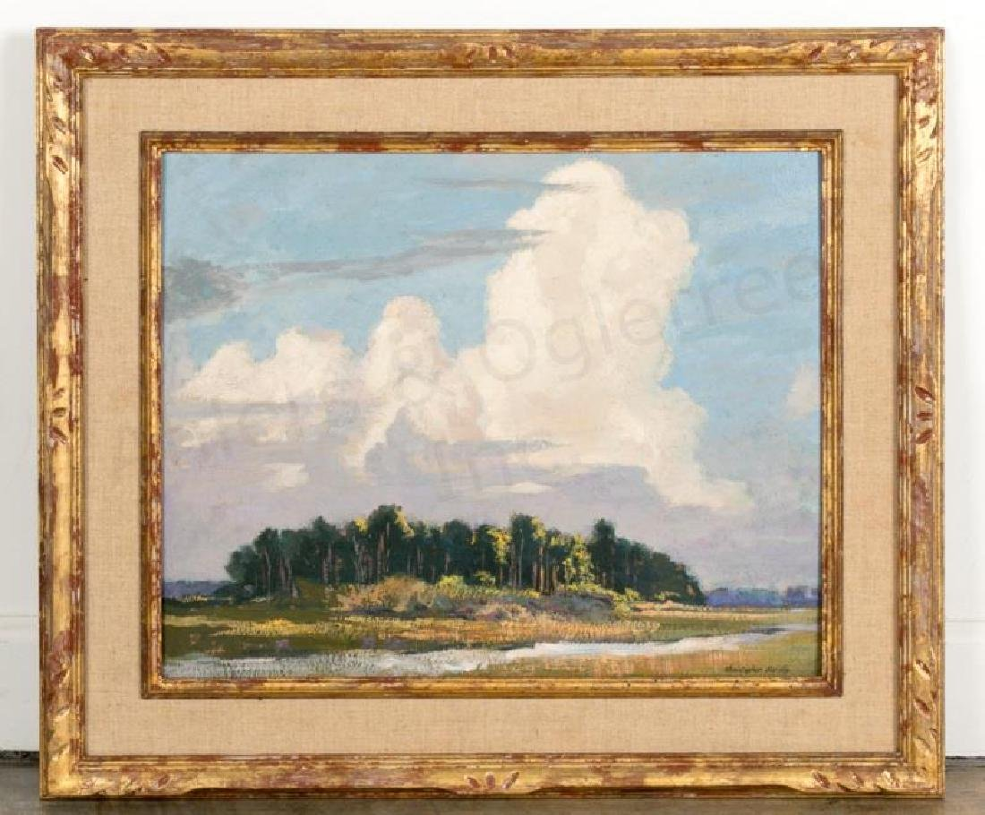 Christopher Murphy O/B Landscape Coastal Scene