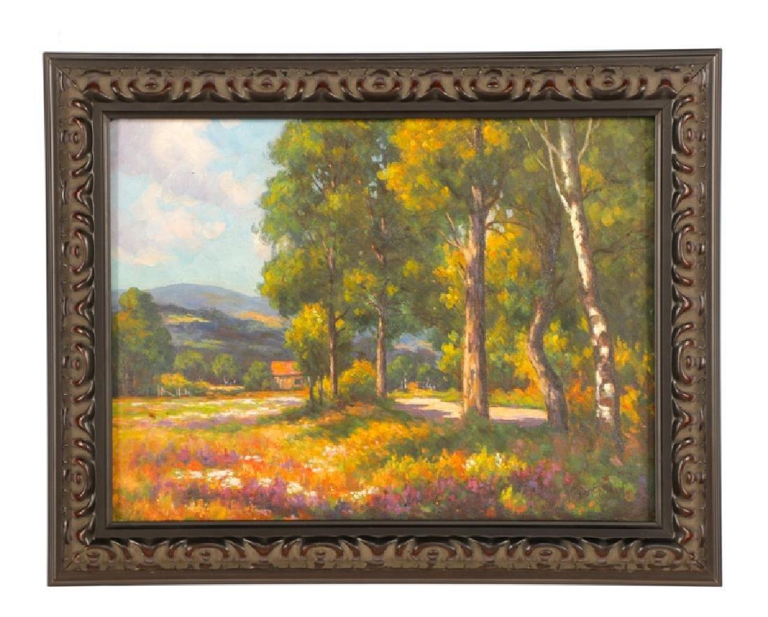 """Arthur E. Ward, """"Summer in the Berkshires """""""