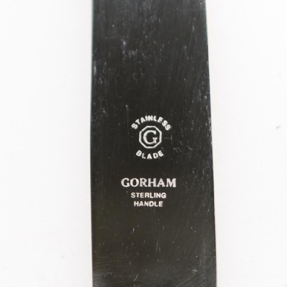 Durgin / Gorham Sterling Flatware Set, 178 Pieces - 6