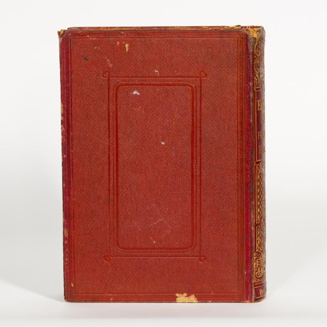 Leather Bound Book from the Library of Teddy Roosevelt - 3
