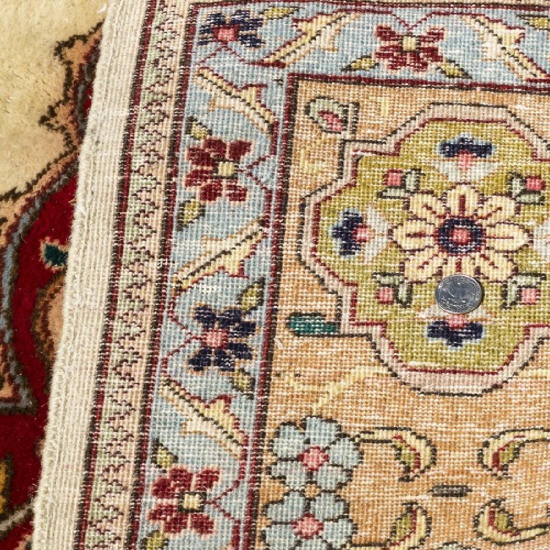 "Hand Woven Tabriz Rug, 11' 7"" x  8' 7"" - 2"