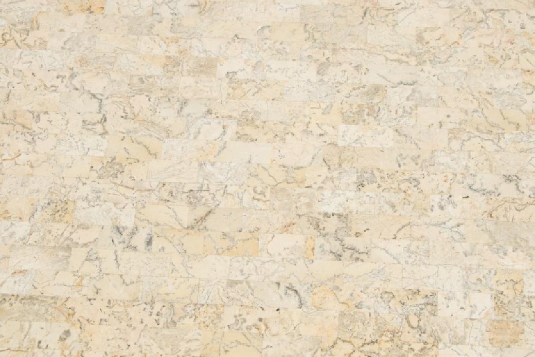 Maitland-Smith Tessellated Stone Writing Desk - 3