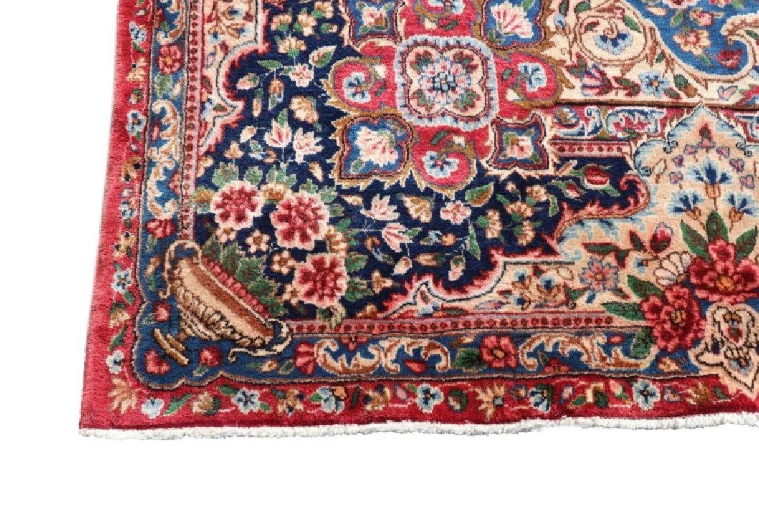 """Hand Woven Persian Room Size Rug, 13' x 9' 9"""" - 2"""