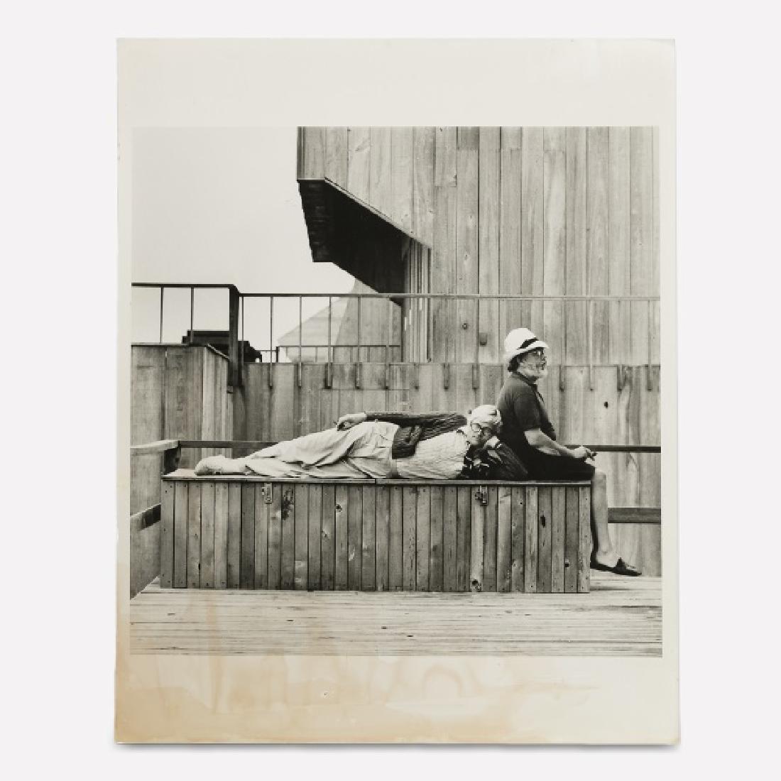 "Robert Mapplethorpe, ""David & Henry"" 1976"