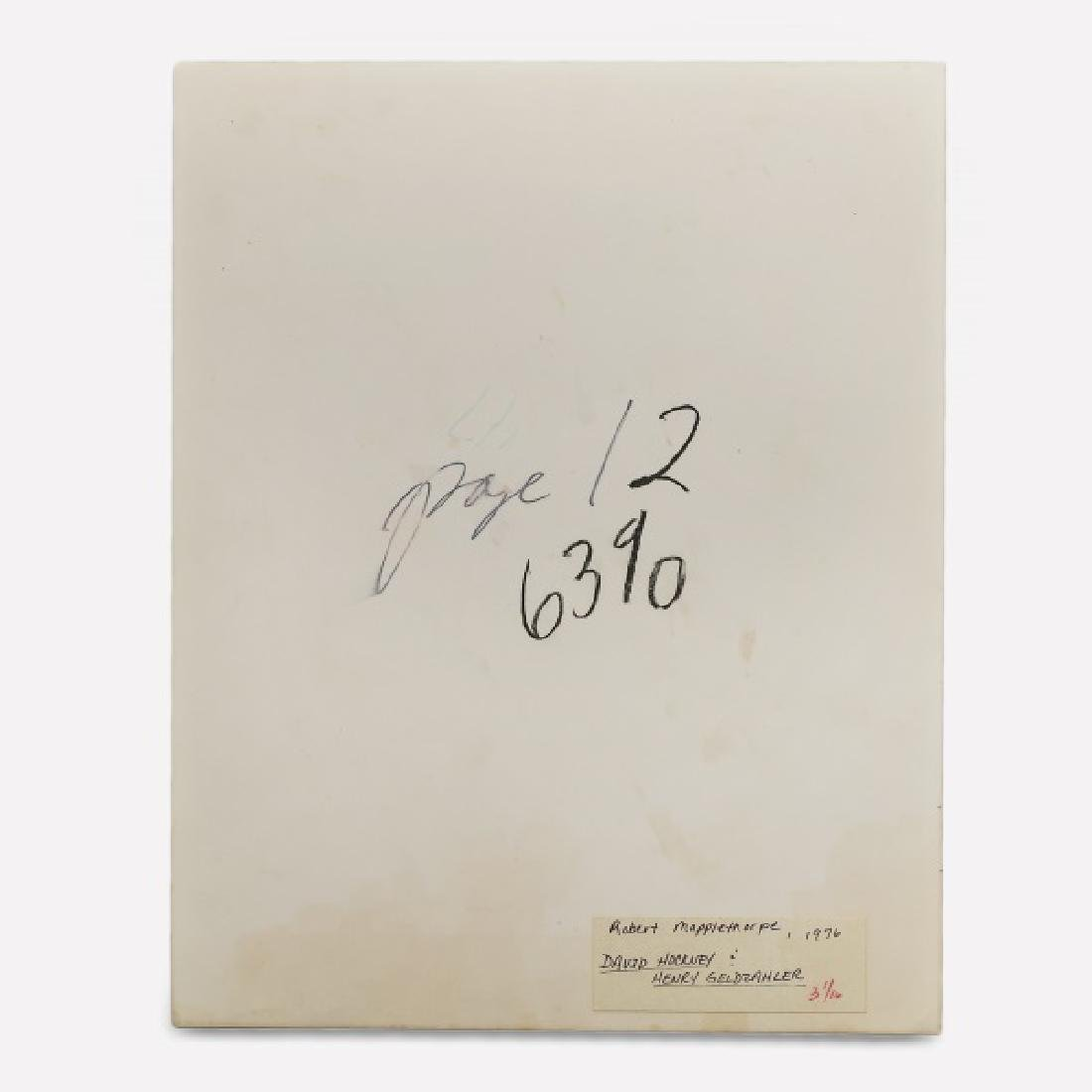 "Robert Mapplethorpe, ""David & Henry"" 1976 - 2"