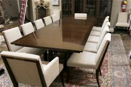 """T. Pheasant for Baker, 14 """"Atelier"""" Dining Chairs"""