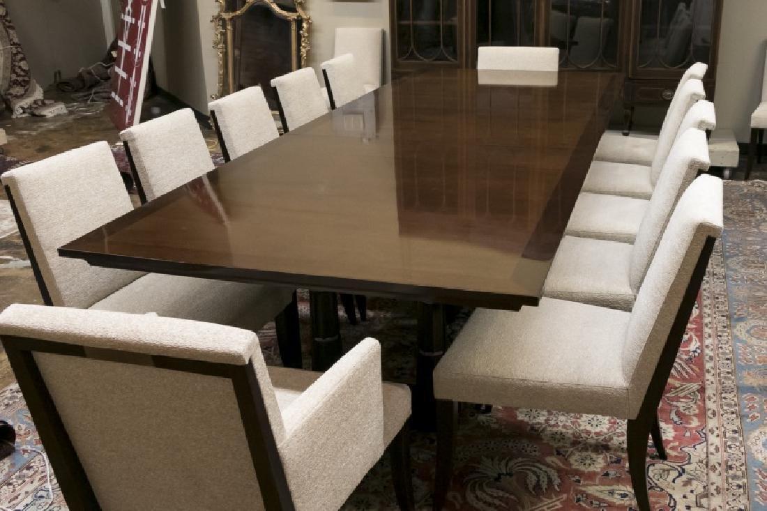 "Thomas Pheasant for Baker ""Column"" Dining Table"