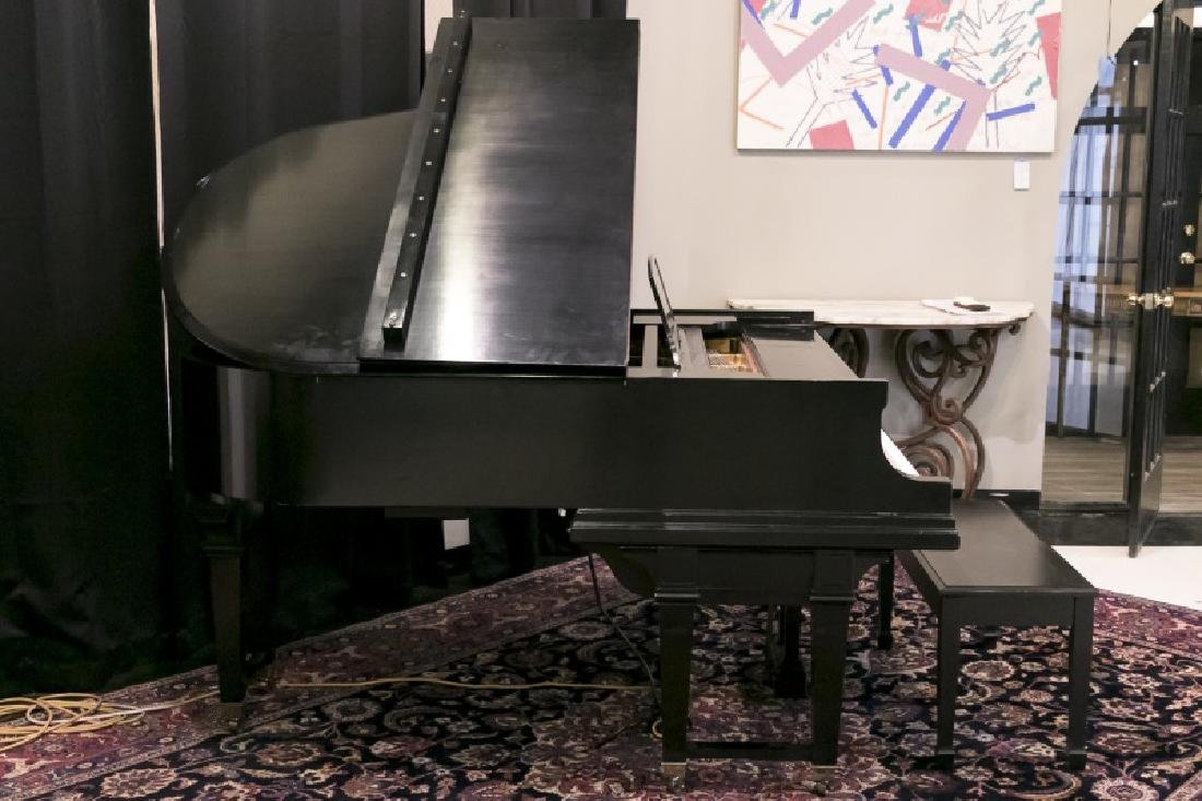 Steinway & Sons Ebonized Baby Grand Piano, c.1928 - 2