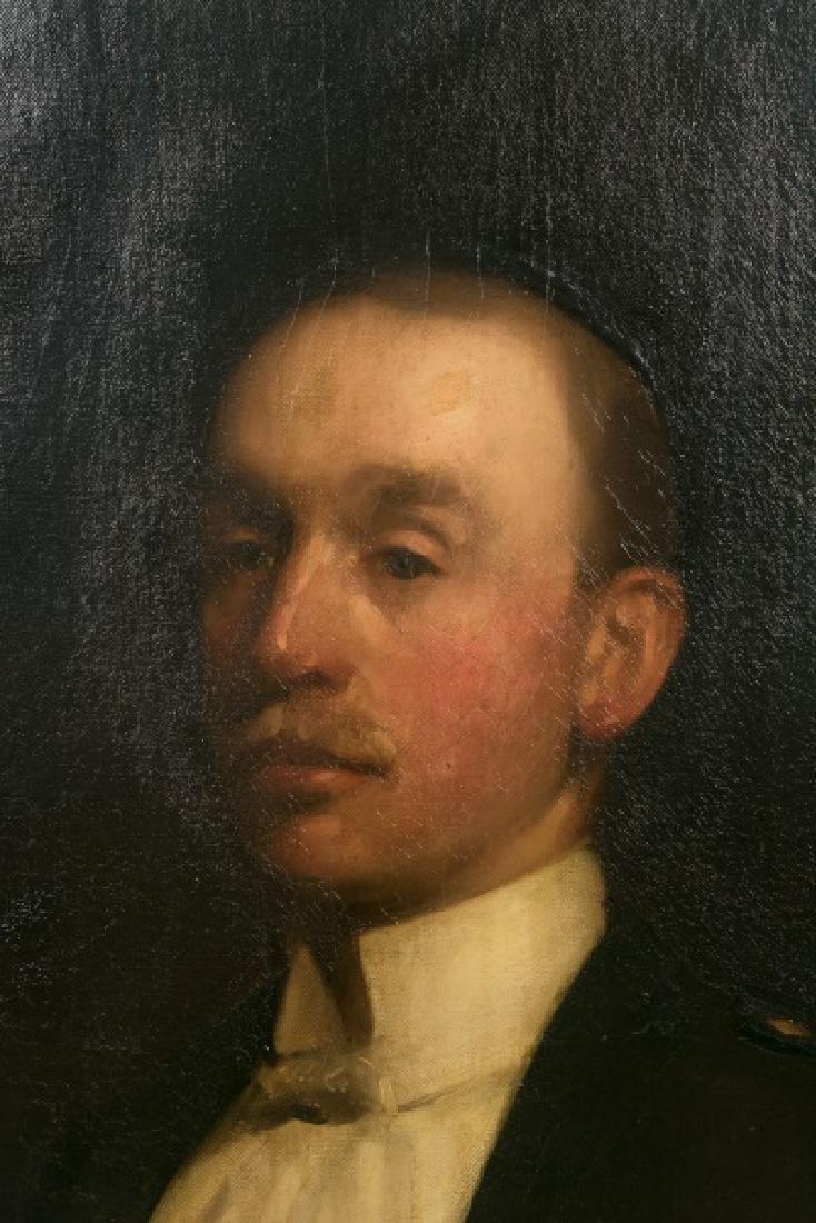 Life-Size Portrait of a Scotsman, Signed, c. 1920s - 3