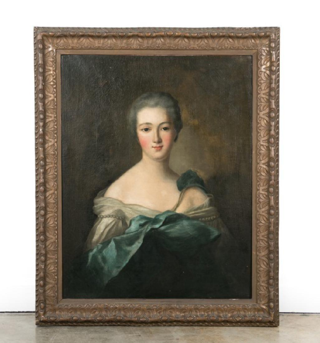 Portrait of Madame de Pompadour, 19th Century.