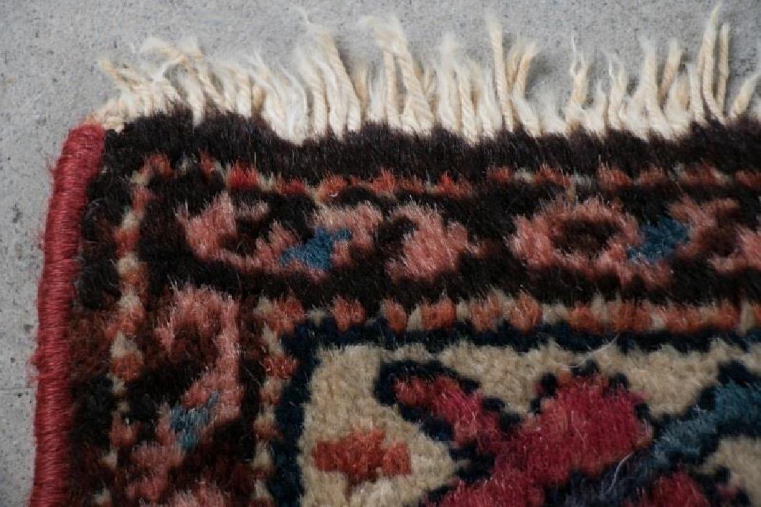 "Hand Woven Caucasian Rug, 6' 3"" x 3' 5"" - 2"