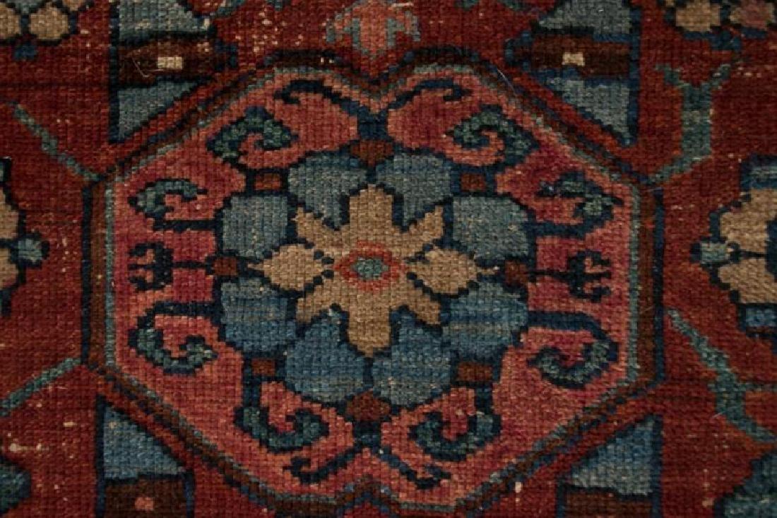 "Hand Woven Caucasian Rug, 6' 3"" x 3' 5"" - 3"