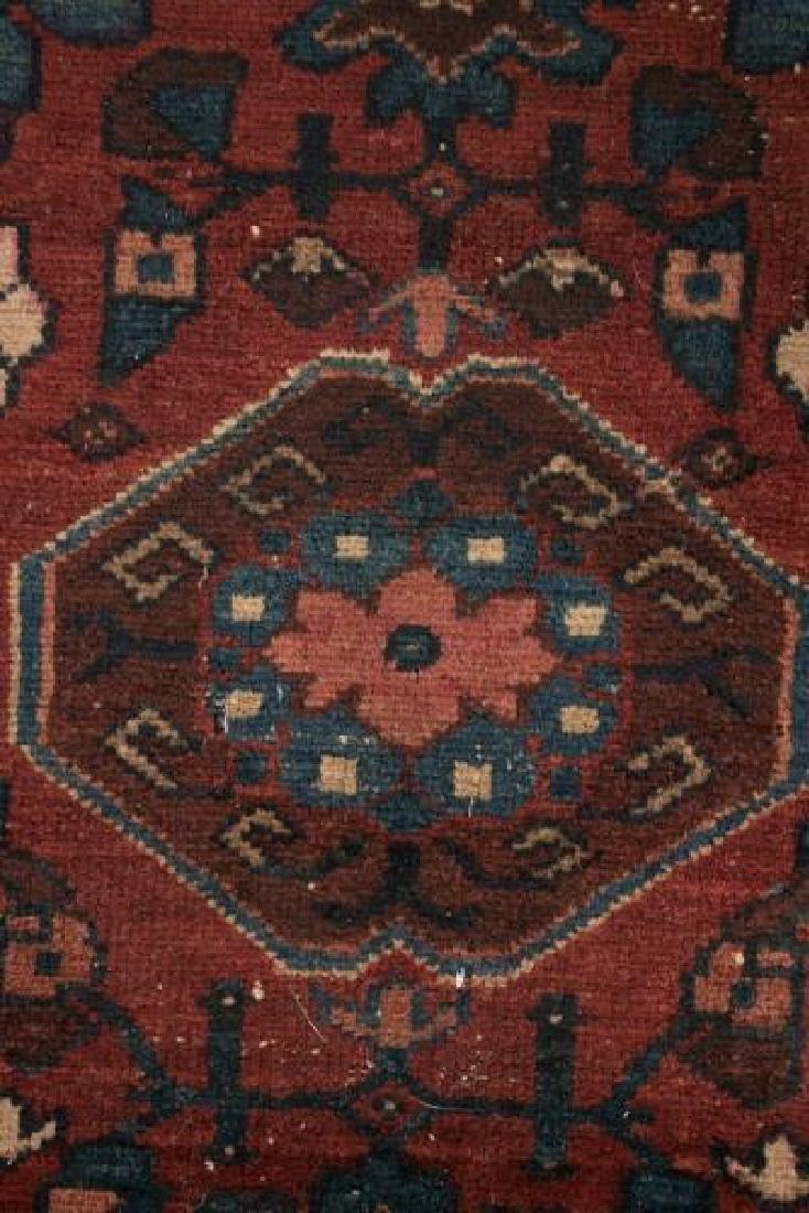 "Hand Woven Caucasian Rug, 6' 5"" x 3' 5"" - 2"