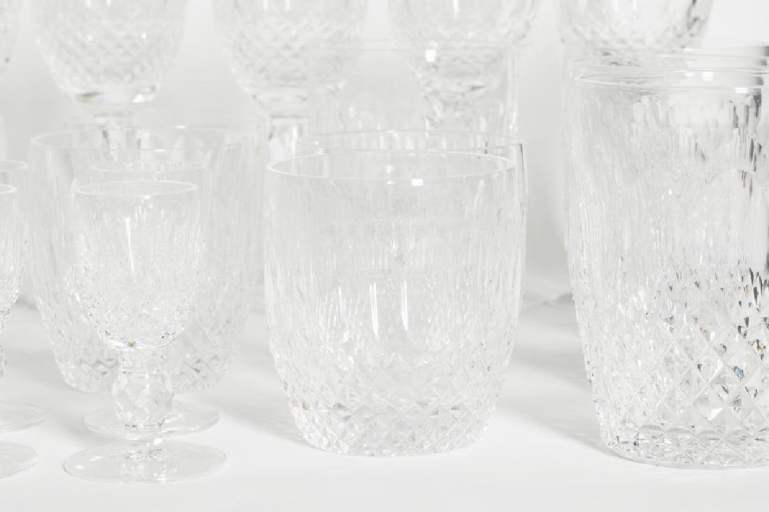 "30 Piece Waterford Crystal Set, ""Colleen"" Pattern - 3"