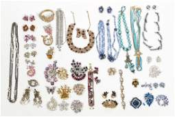 45+ Vintage Costume Jewelry: Haskell, Hobe & More