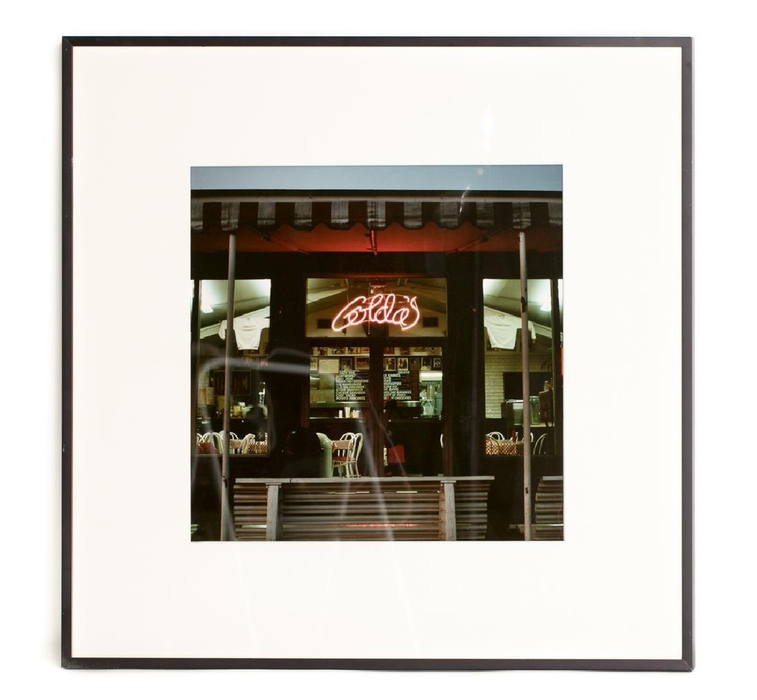 "Patty Carroll ""Golda's"" Framed Cibachrome Print"