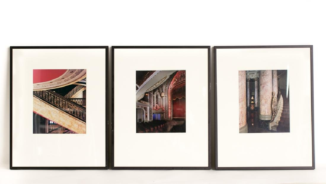 3 Russell B. Phillips Signed Dye Transfer Prints