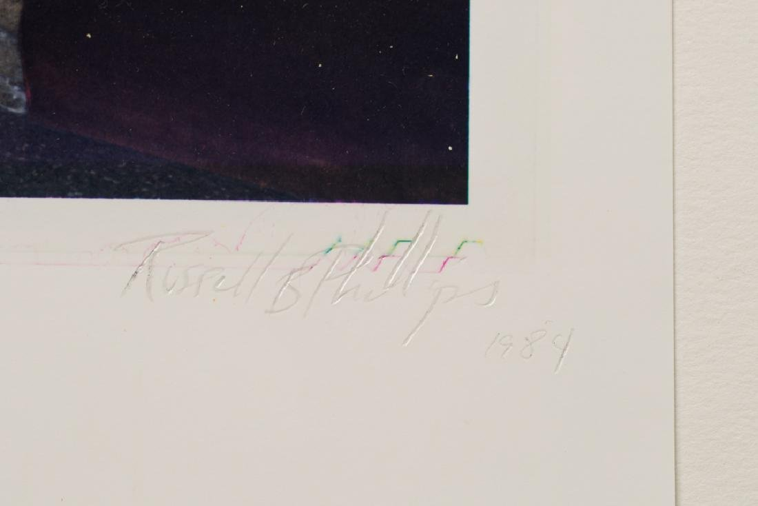 3 Russell B. Phillips Signed Dye Transfer Prints - 5