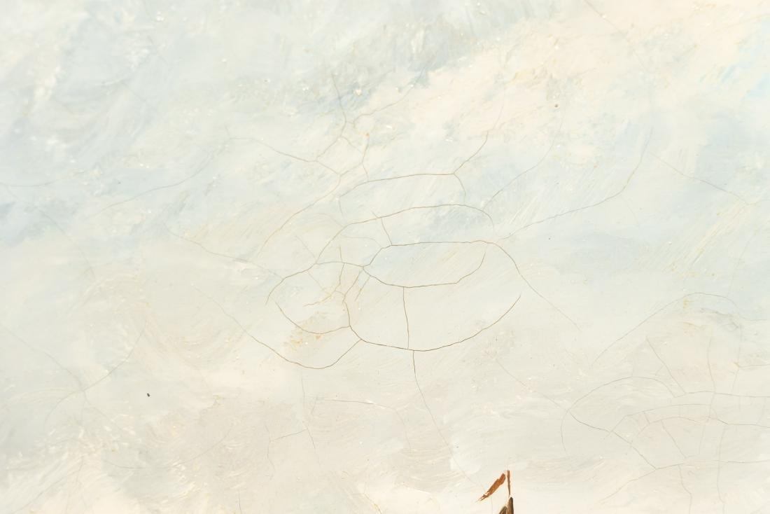 Edwin Hayes, Oil on Canvas Irish Maritime Scene - 6