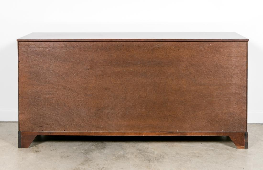 Kittinger Chippendale Style Mahogany Dresser - 2