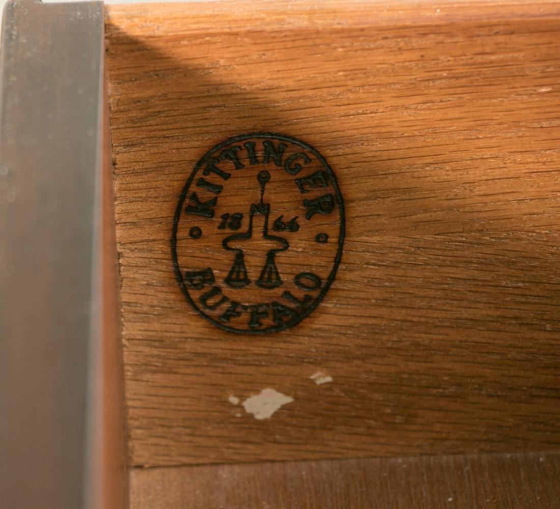 Kittinger Chippendale Style Mahogany Dresser - 3