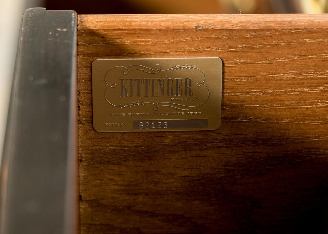 Kittinger Chippendale Style Mahogany Dresser - 5