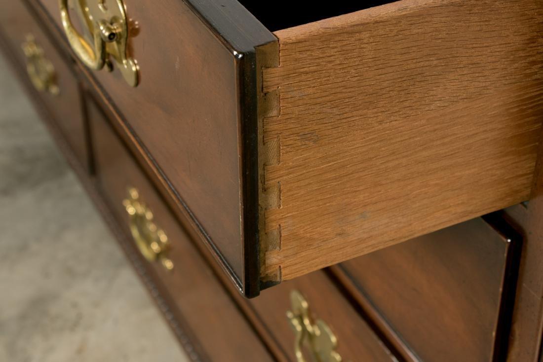 Kittinger Chippendale Style Mahogany Dresser - 6