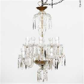 Vintage waterford chandeliers for sale antique waterford chandeliers waterford crystal chandelier 10 light marked aloadofball Images