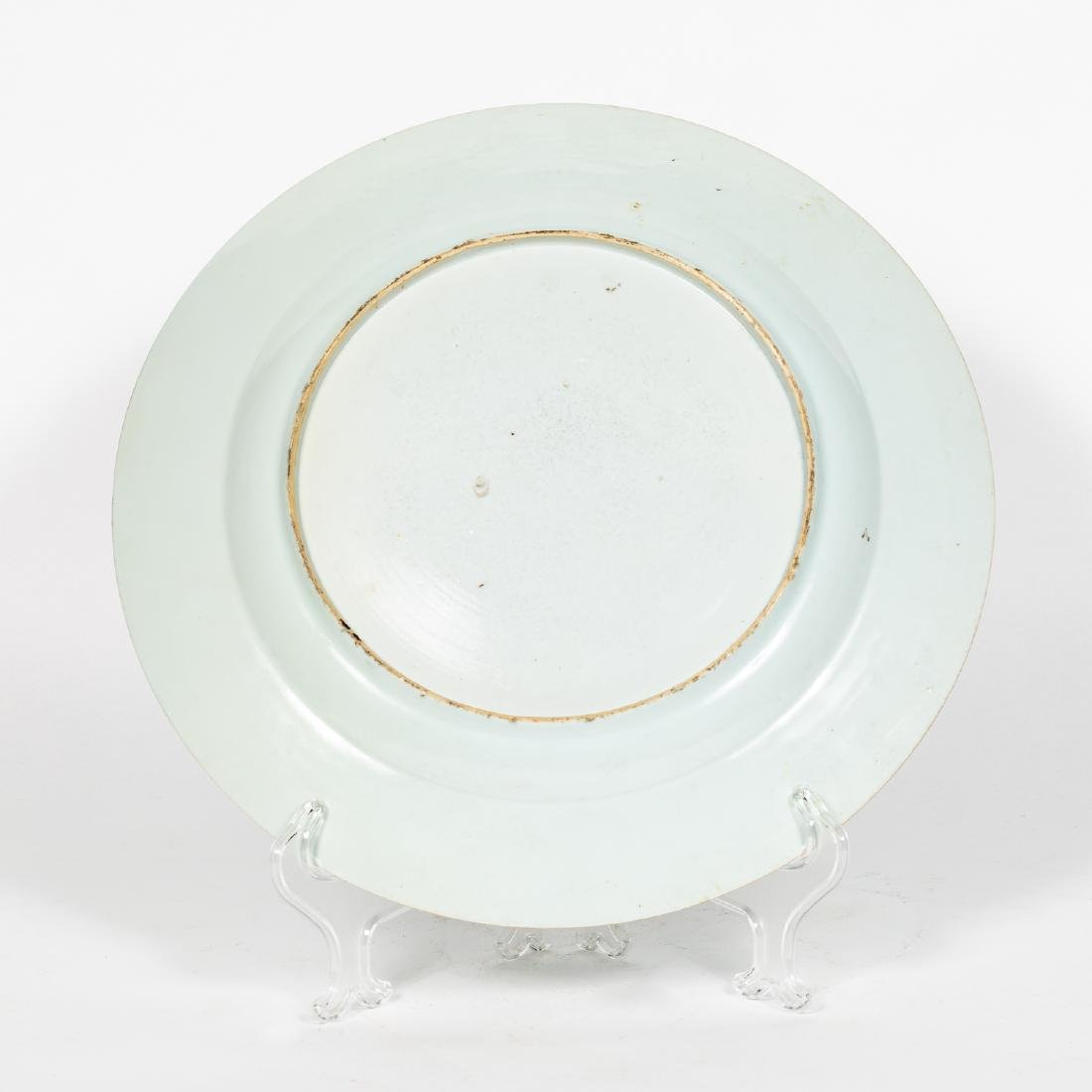 Chinese Porcelain Platter with Figural Scene - 2