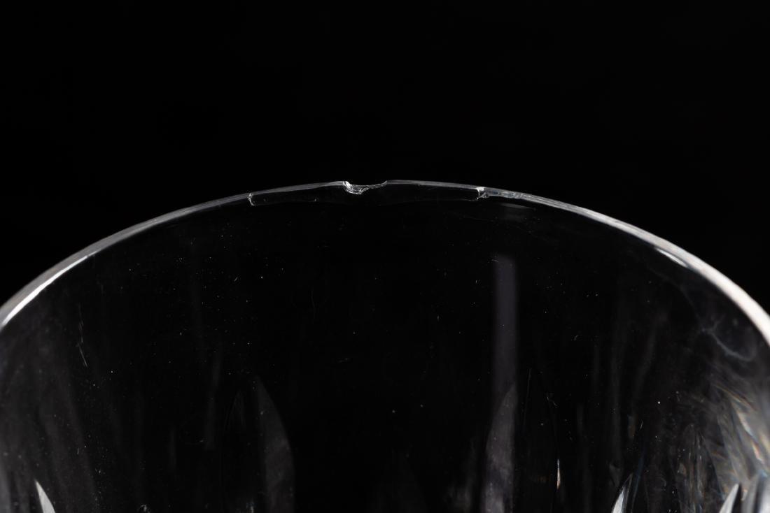37 PC Waterford Crystal Set, Stemware & Jars - 10