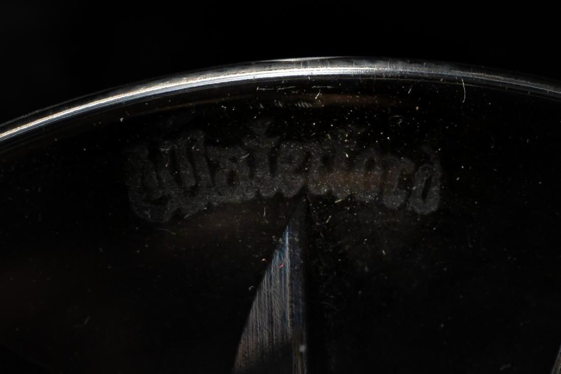 37 PC Waterford Crystal Set, Stemware & Jars - 3