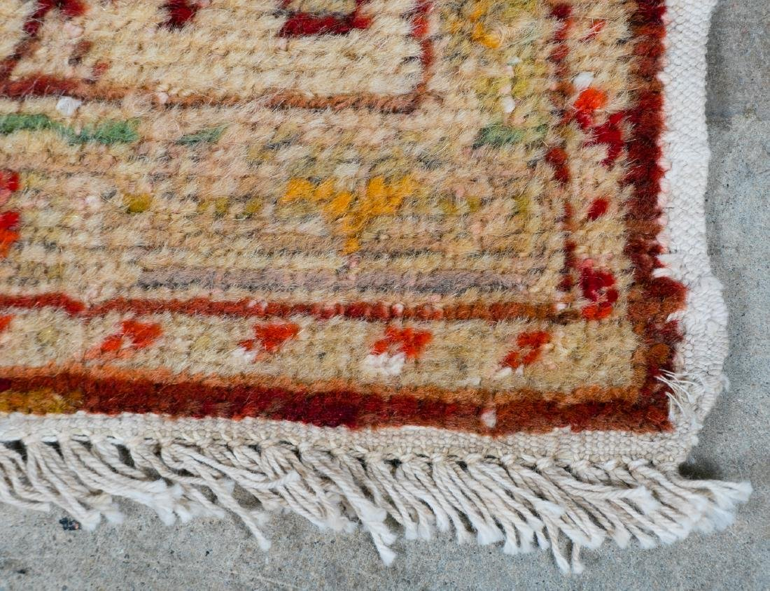 "Hand Woven Anatolian Rug or Carpet, 4' 2"" x 6' 4"" - 2"