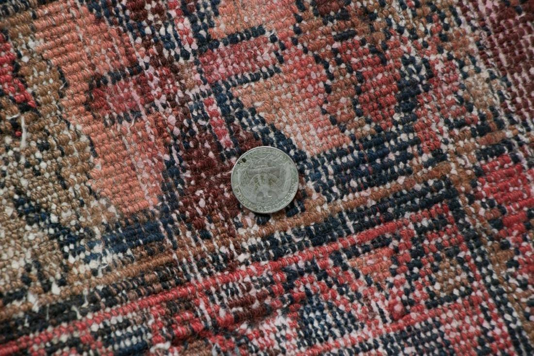 """Hand Woven Zanjon Rug or Carpet, 2' 11"""" x 10' - 4"""