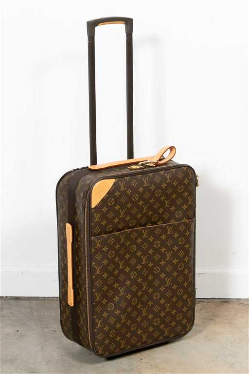 64cc1dff348b Louis Vuitton Luggage Pegase 55 Business Suitcase