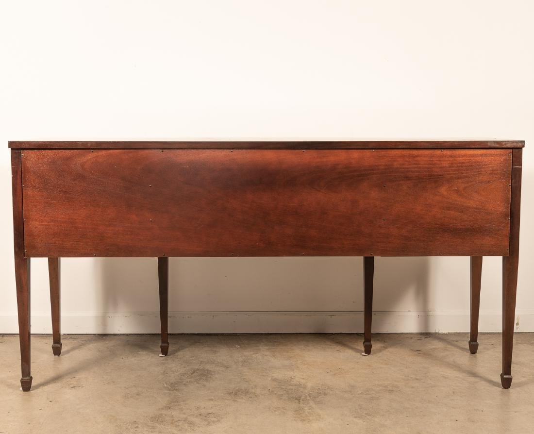 Kittinger Mahogany Inlaid Sideboard - 2