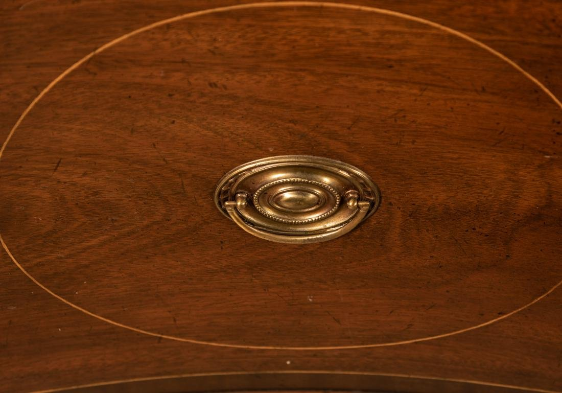 Kittinger Mahogany Inlaid Sideboard - 3