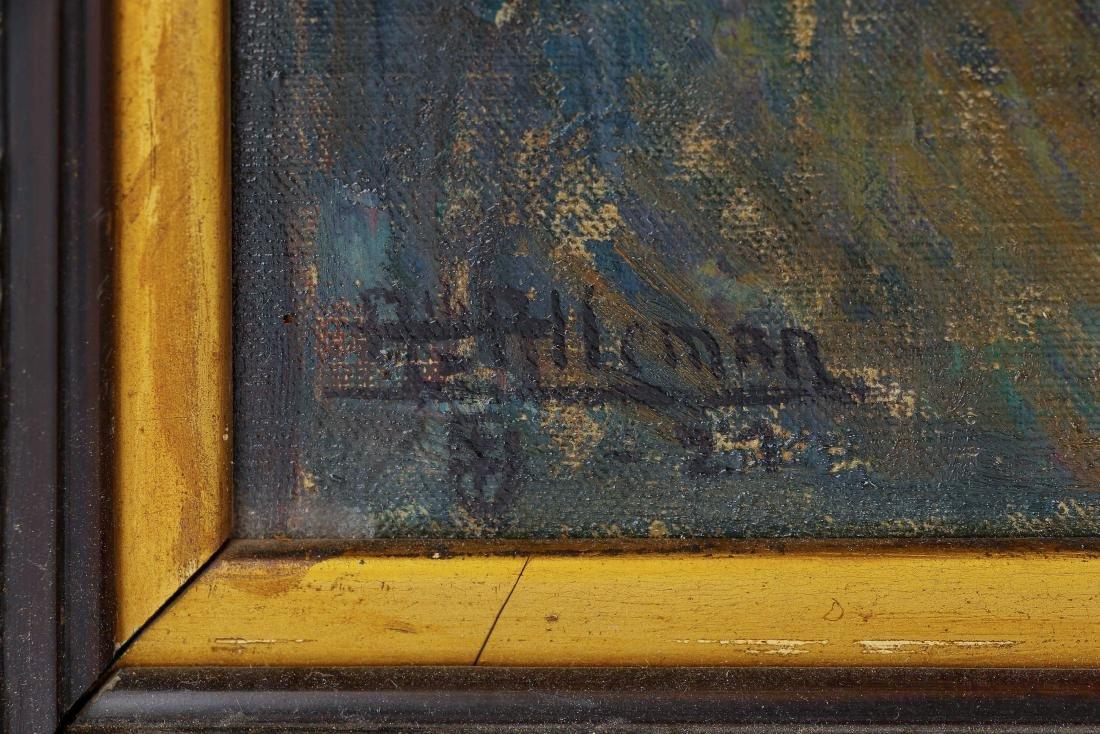 Albert Alleman, Christ in the Garden of Gethsemane - 3
