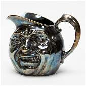 """Reed & Barton """"Sunny Jim"""" Silver Plated Pitcher"""