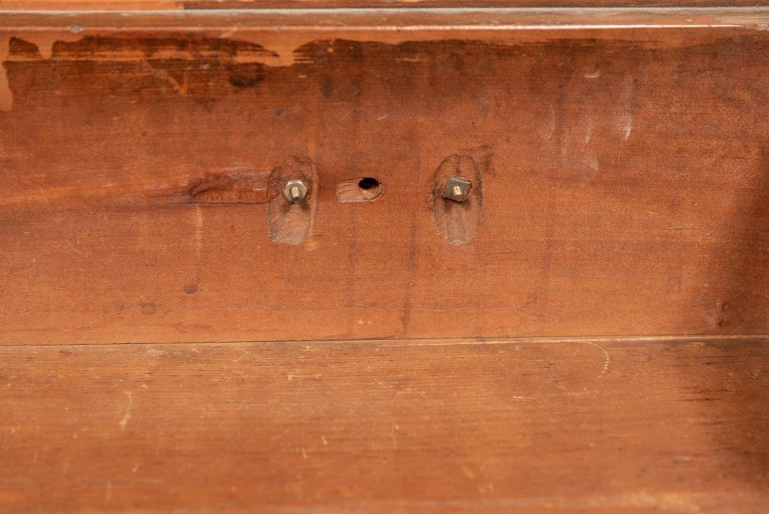 American Drop Front Secretary Desk, C. 1780-1820 - 10