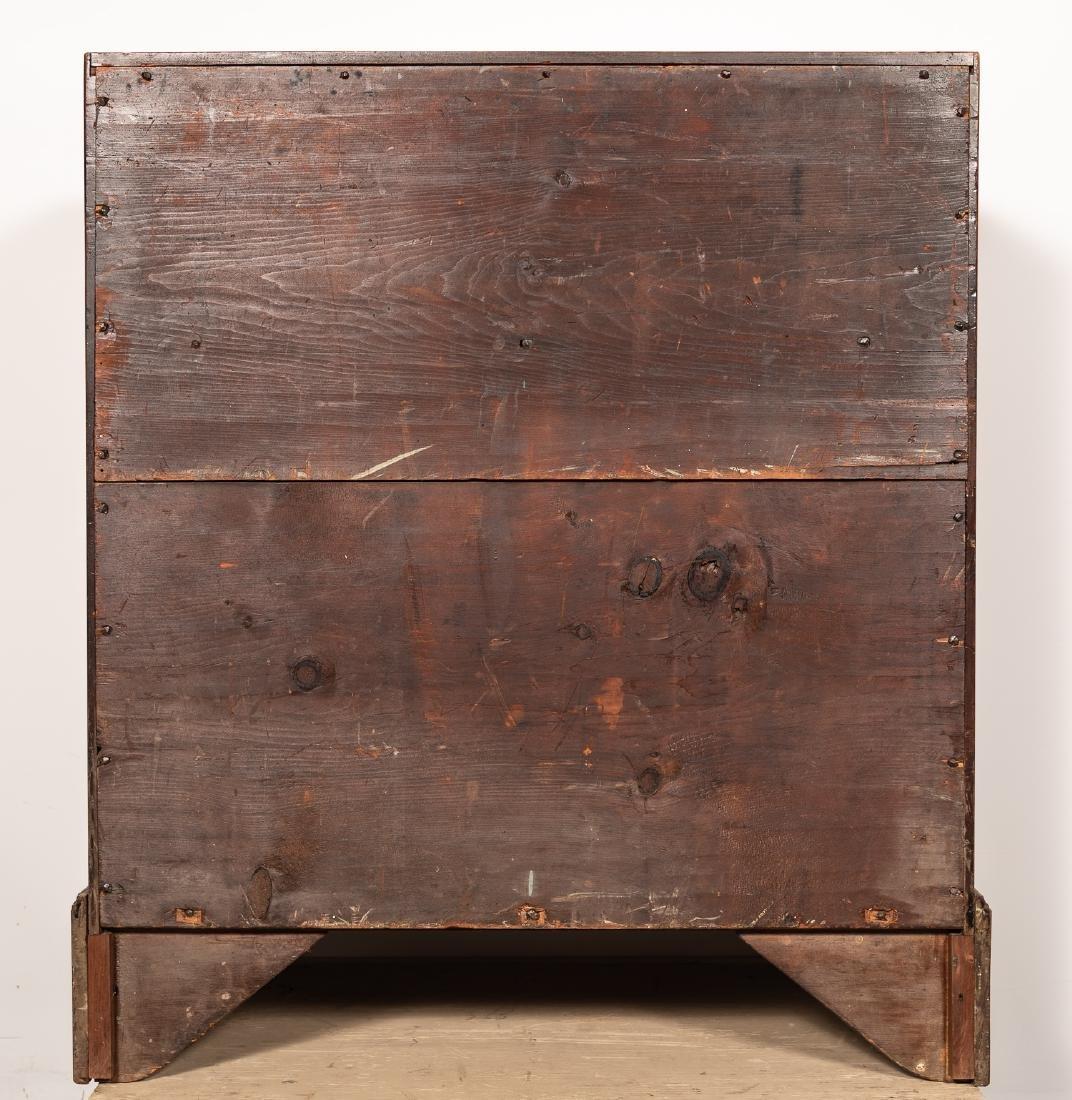 American Drop Front Secretary Desk, C. 1780-1820 - 2