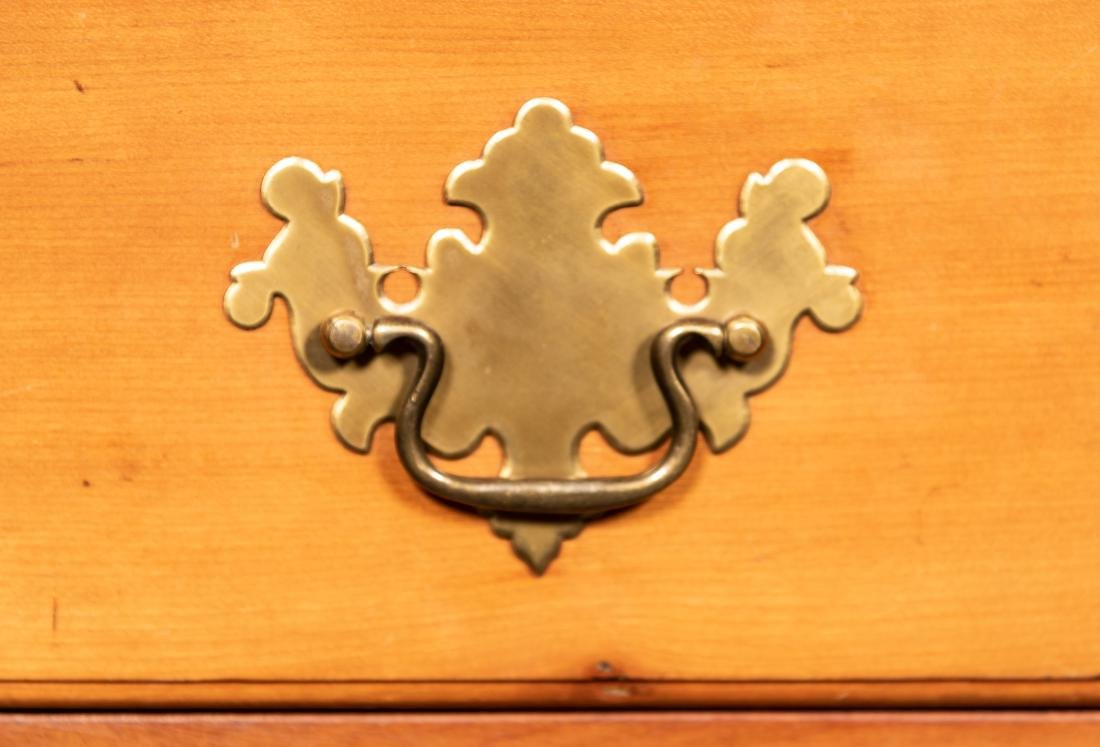 American Drop Front Secretary Desk, C. 1780-1820 - 9
