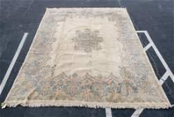 Hand Woven Persian Kerman Rug, 11' 7'' x 15' 9''