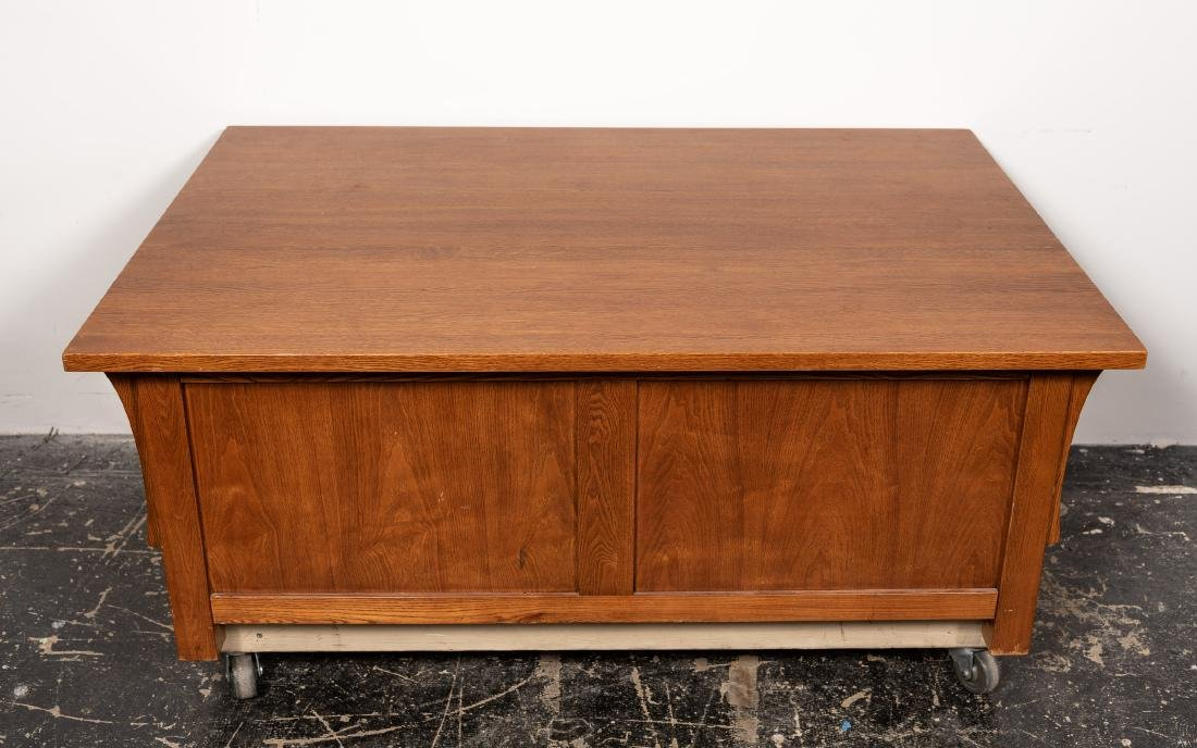 Stickley Style Arts & Crafts Coffee Table - 3